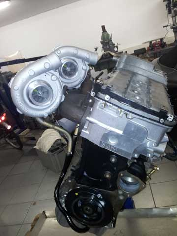 Turbodoedel De Wenn 180 S Um Leistung Geht